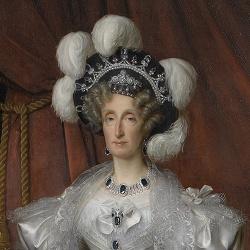 Marie-Amélie de Bourbon-Siciles - Reine