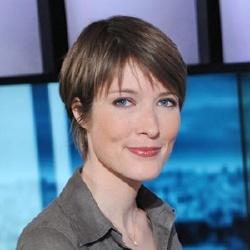 Lucie Nuttin - Présentatrice