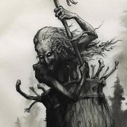 Baba Yaga - Personnalité mythologique