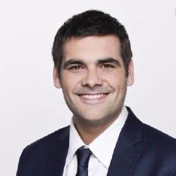 Matthieu Lartot - Présentateur