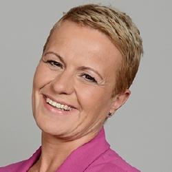 Isabelle Mourgère - Présentatrice