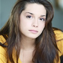 Camille Andrey - Actrice