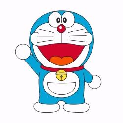 Doraemon - Personnage d'animation