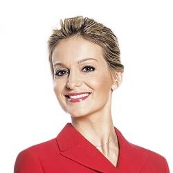 Audrey Crespo-Mara - Présentatrice