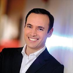 Yann-Antony Noghès - Présentateur