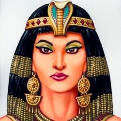 Cléopâtre - Reine
