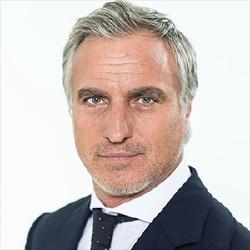David Ginola - Présentateur
