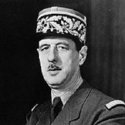 Charles de Gaulle - Politique