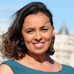 Aziza Nait Sibaha - Présentatrice