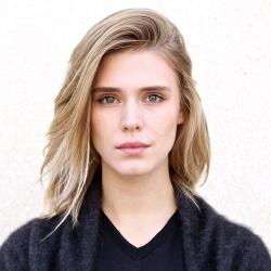 Gaia Weiss - Actrice