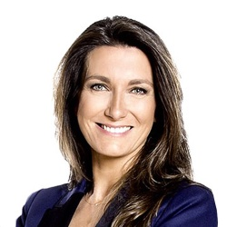 Anne-Claire Coudray - Présentatrice