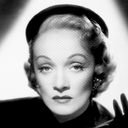 Marlene Dietrich - Actrice