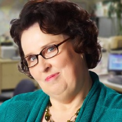 Phyllis Smith - Actrice