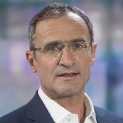Marcel Mione - Présentateur