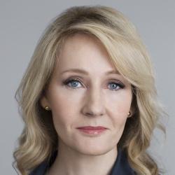 JK Rowling - Romancière