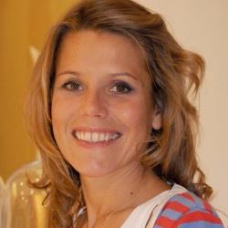 Laura Tenoudji - Présentatrice