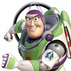 Buzz l'Éclair - Personnage d'animation