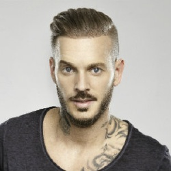Matt Pokora - Chanteur
