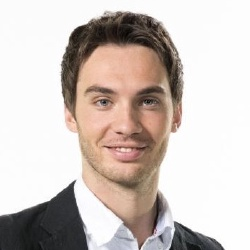 Laurent Mathieu - Présentatrice