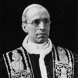 Pie XII - Religieux