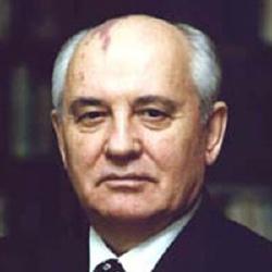Mikhaïl Gorbatchev - Politique