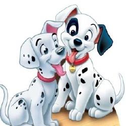 Les 101 Dalmatiens - Personnage d'animation
