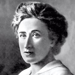 Rosa Luxemburg - Politique