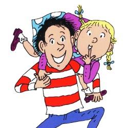 Tom-Tom et Nana - Personnage d'animation