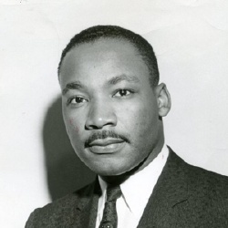Martin Luther King - Politique