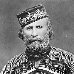 Giuseppe Garibaldi - Politique