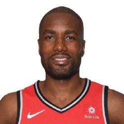 Serge Ibaka - Basketteur