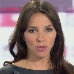 Sophie Le Saint - Présentatrice