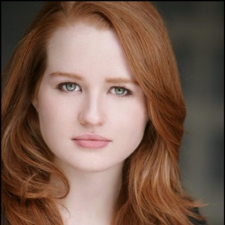 Madison Eginton - Actrice