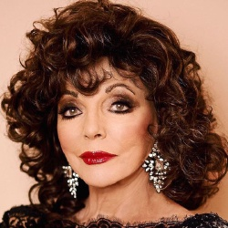 Joan Collins - Guest star, Actrice