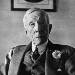 John Davison Rockefeller - Homme d'affaire
