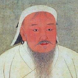 Genghis Khan - Personnalité historique