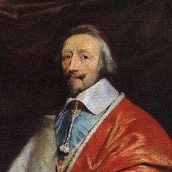Cardinal de Richelieu - Religieux