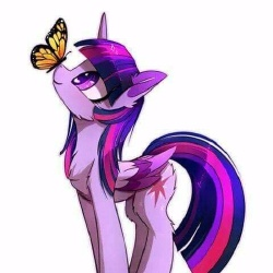 Twilight Sparkle - Personnage d'animation