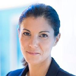 Sorya Khaldoun - Présentatrice