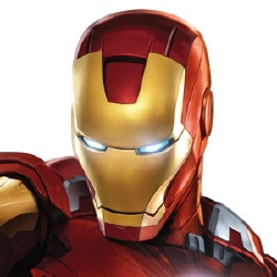 Iron man - Personnage de fiction
