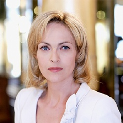 Alexandra Vandernoot - Guest star