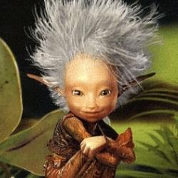 Arthur et les Minimoys - Personnage d'animation