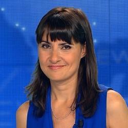 Sandra Gandoin - Présentatrice