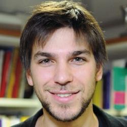 Julien Bisson - Présentateur