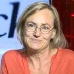 Cécile Cornudet - Présentatrice