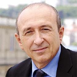 Gérard Collomb - Politique