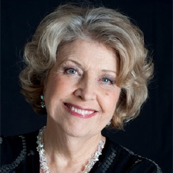 Anne Reid - Actrice