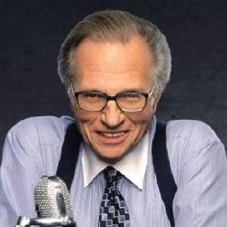 Larry King - Animateur