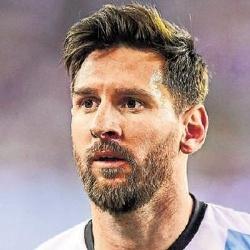 Lionel Messi - Footballeur