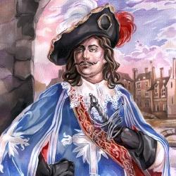 D'Artagnan - Personnalité historique